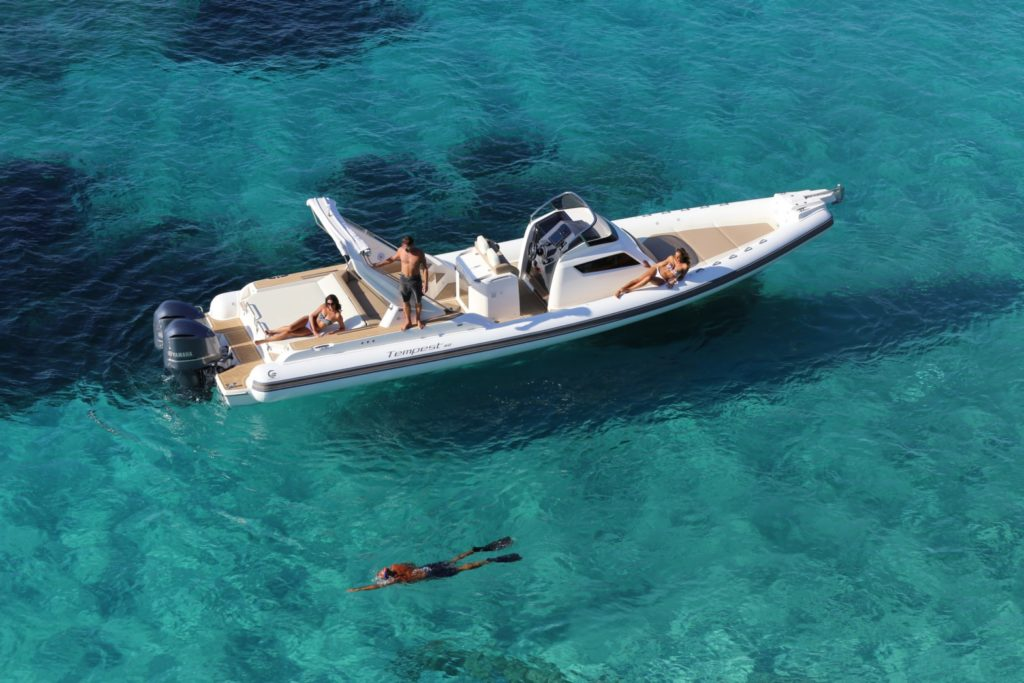 capelli tempest 40 seaone yachting